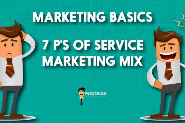 SERVICE Marketing mix 7 p's of marketing mix