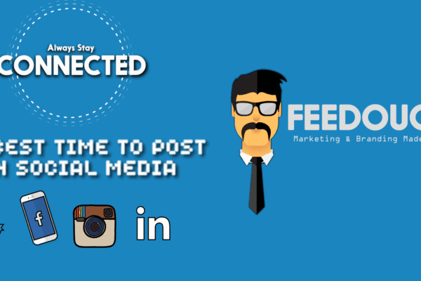 INFOGRAPHIC: Best Time to Post on Social Media 1