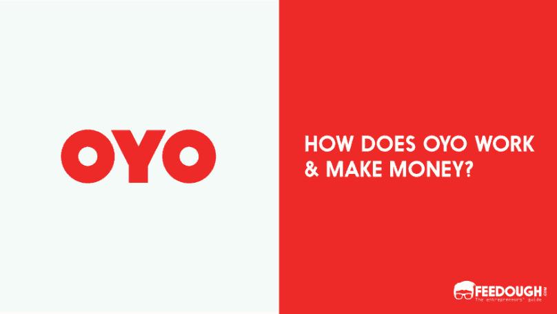 oyo business model
