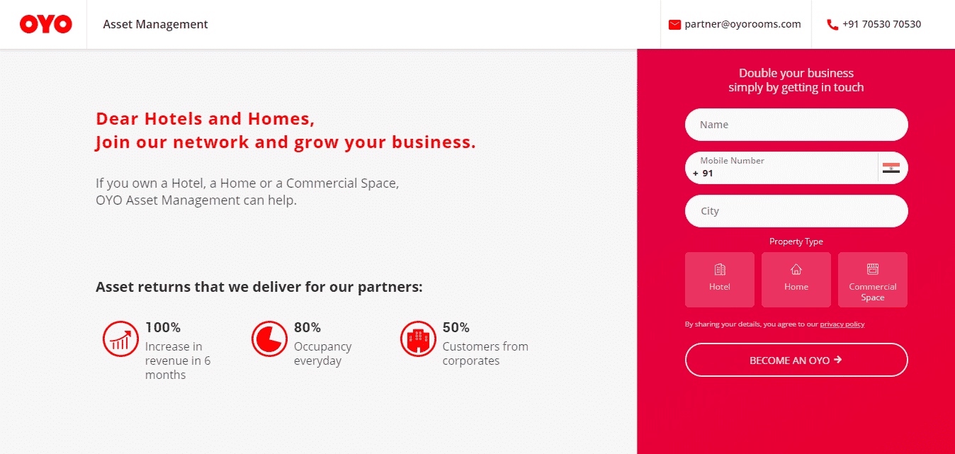 Business Model of Oyo Rooms - How Oyo Rooms Work | Feedough