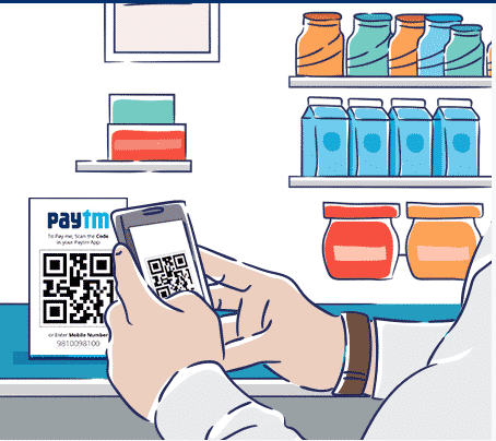 paytm-qr-code-business-model