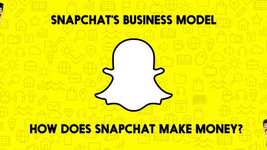 snapchat-business-model