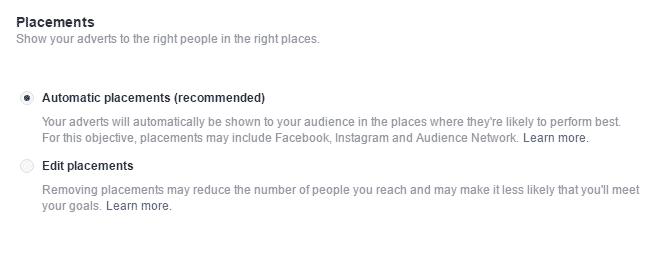 Facebook business model facebook advertisement network