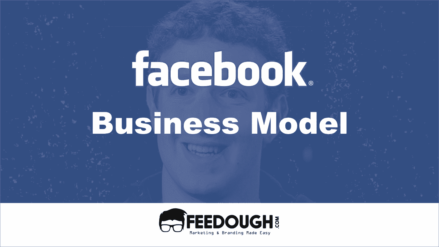Facebook business model