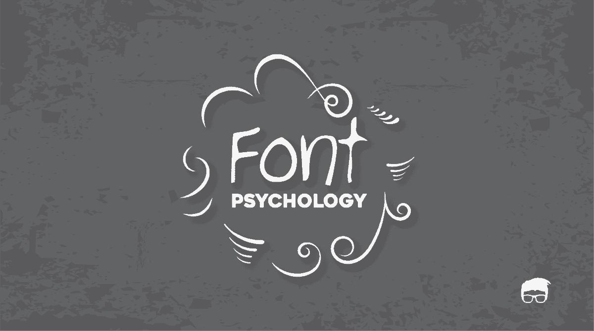 font psychology