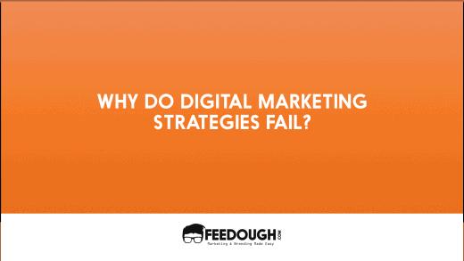 9 Reasons why Digital Marketing Strategies Fail 1