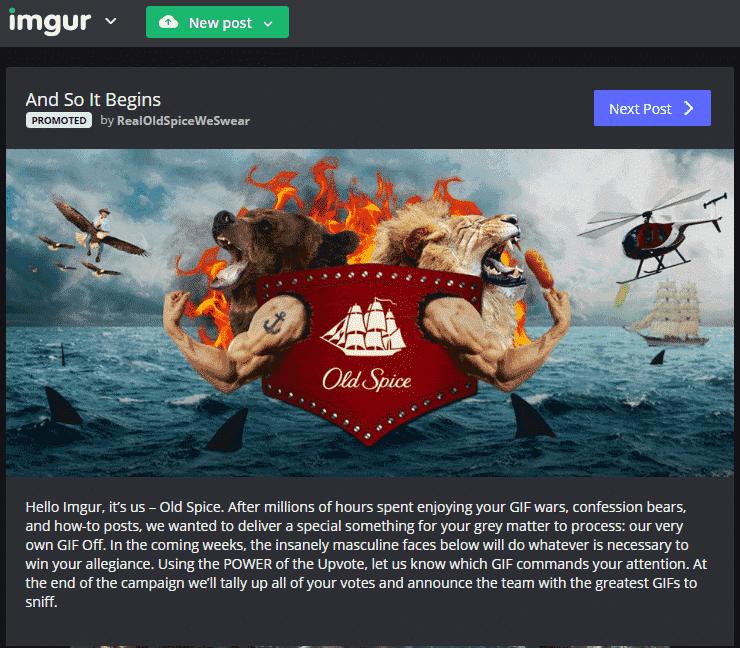 imgur promoted posts