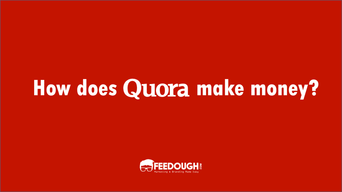 quora business model