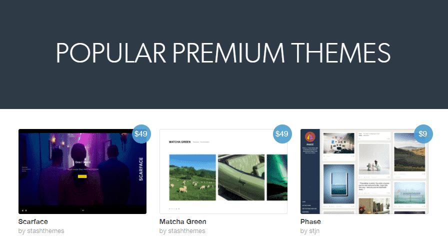 tumblr premium themes how does tumblr make money