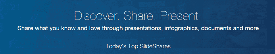 slideshare business model