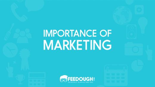 importance of marketing