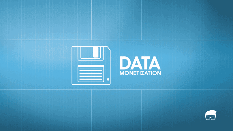 DATA MONETIZATION big data business model