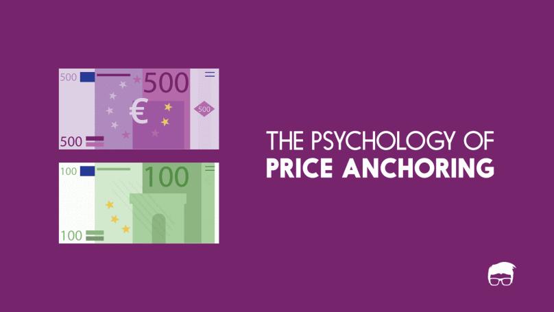price anchoring
