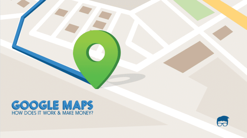 Google Maps Business Model