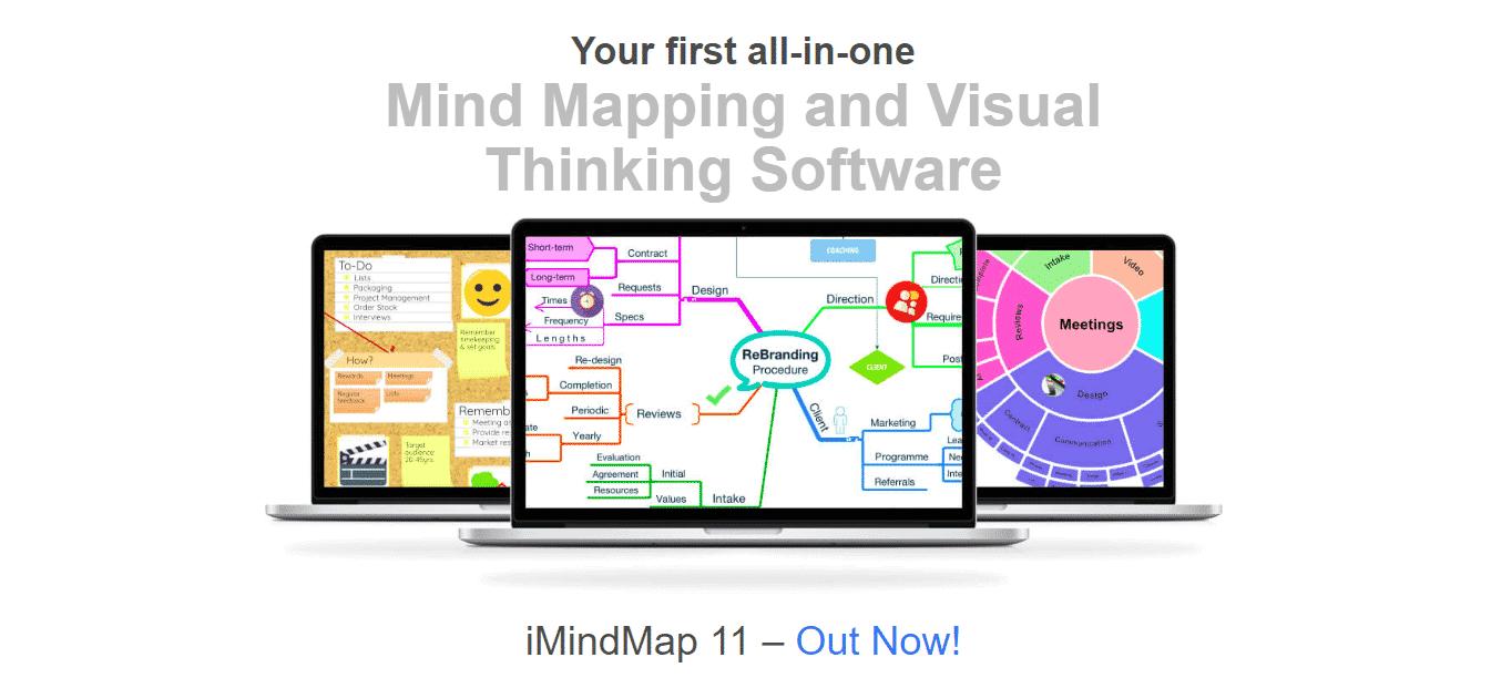 iMindmap brainstorming tool