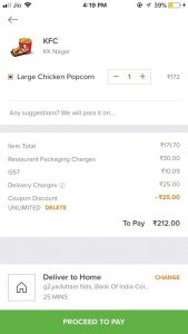 swiggy business model