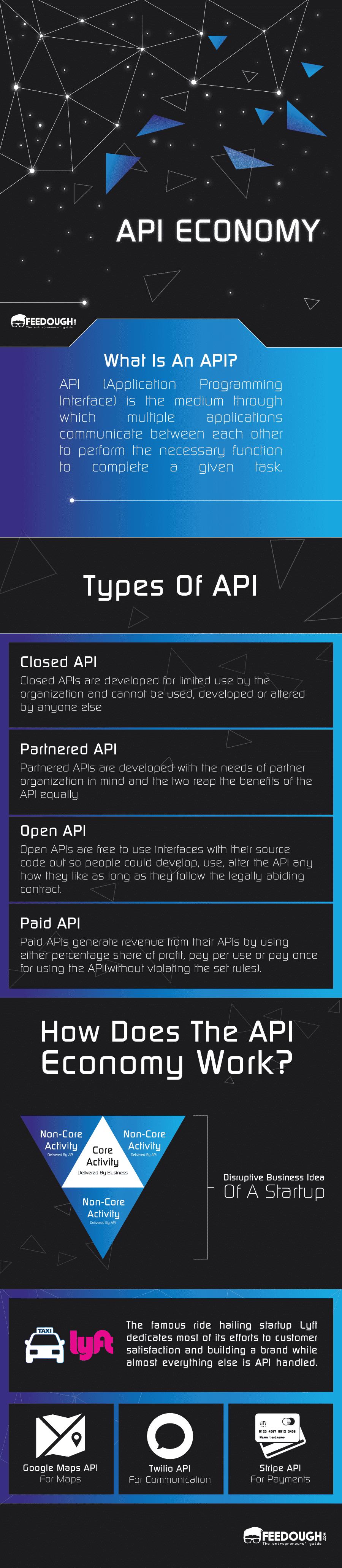 API Economy Infographic