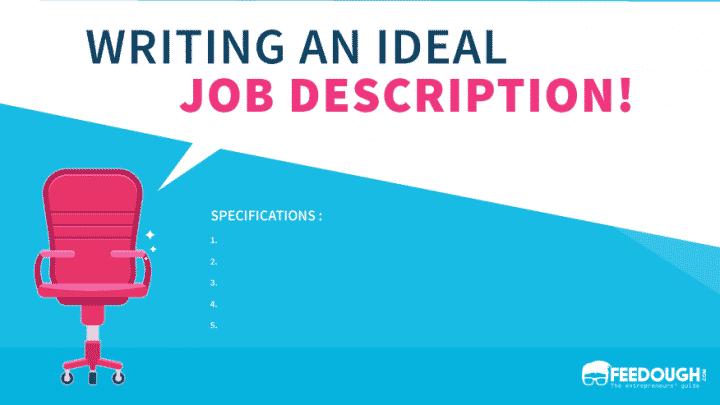 How To Write A Job Description 1