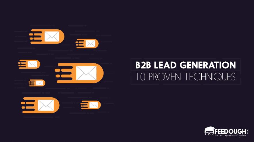 b2b lead generation techniques