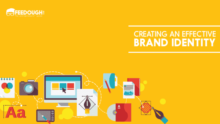 Creating an effective brand identity