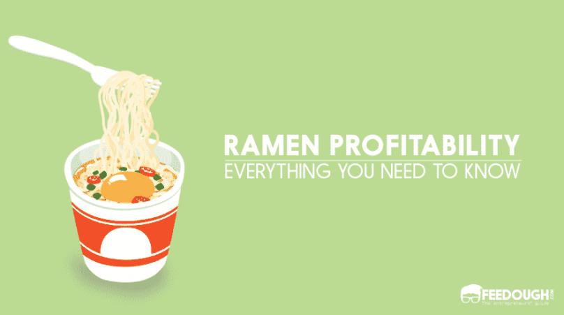 ramen profitability