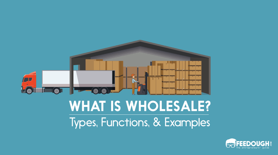 what is wholesale
