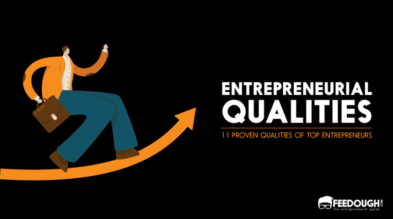 entrepreneurial qualities