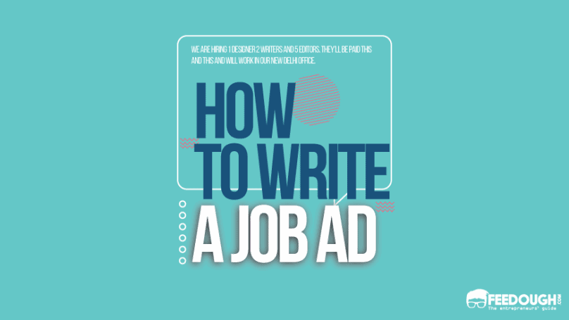 how to write a job ad