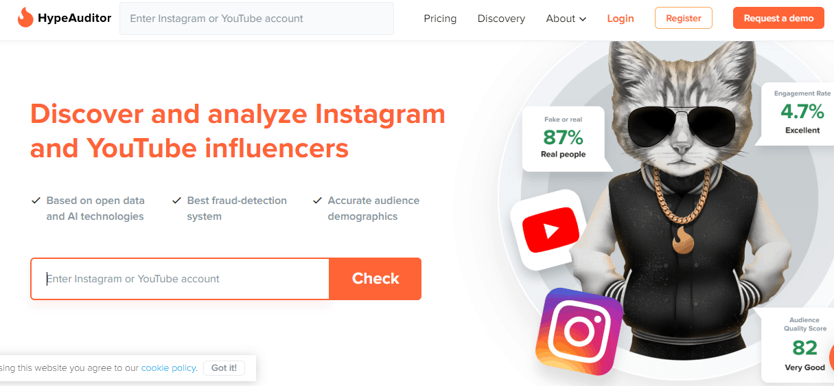 analyze instagram followers