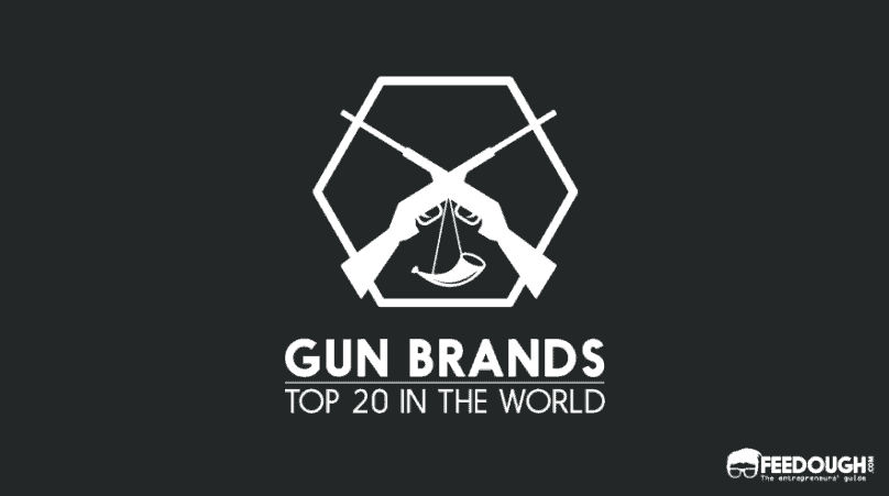 Top 20 Gun Brands In The World 1
