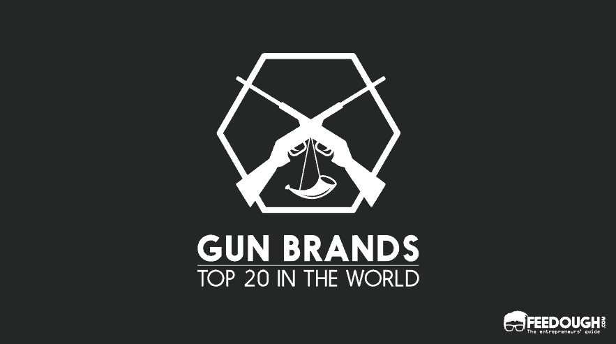 Top 20 Gun Brands In The World 2