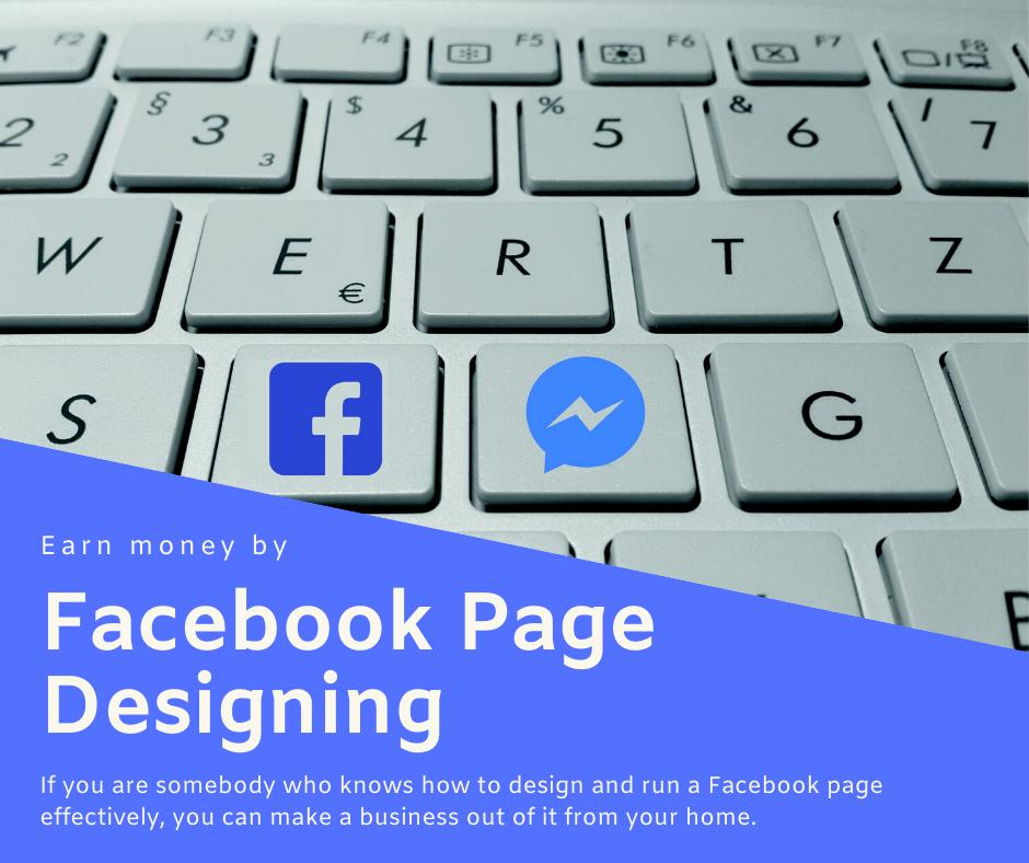 Facebook Page Designing