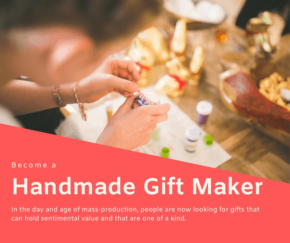 handmade gifting