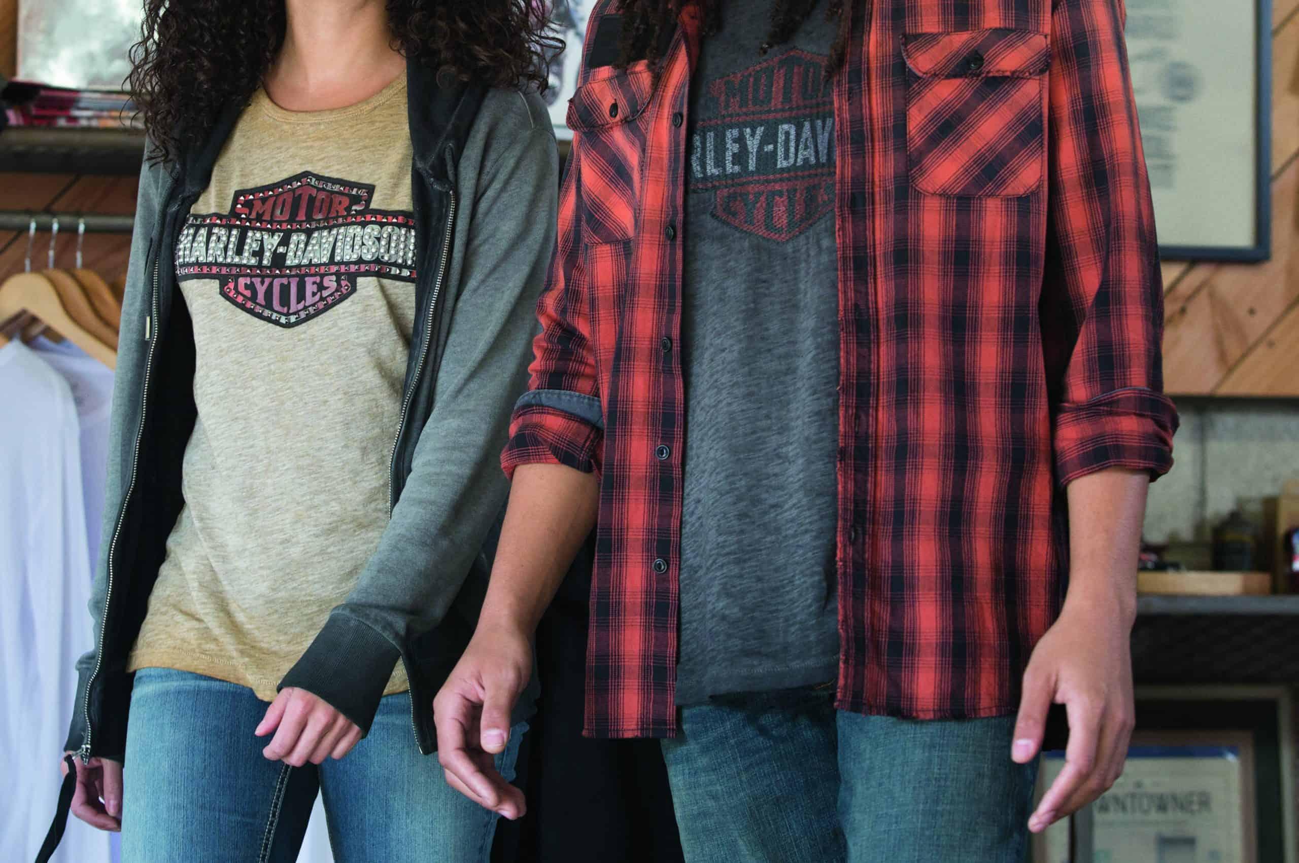 Harley Davidson Apparels