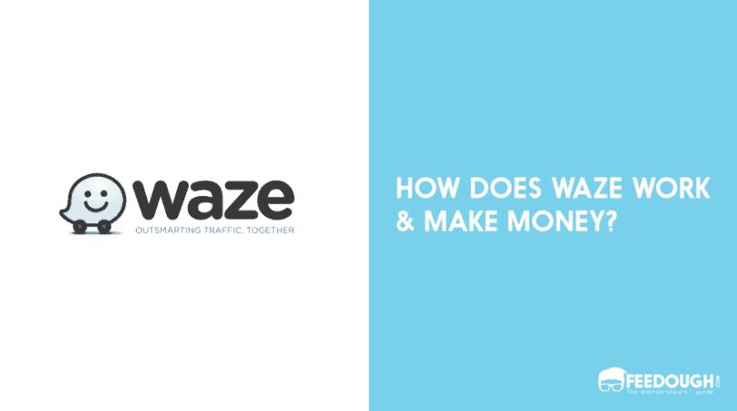Waze business model