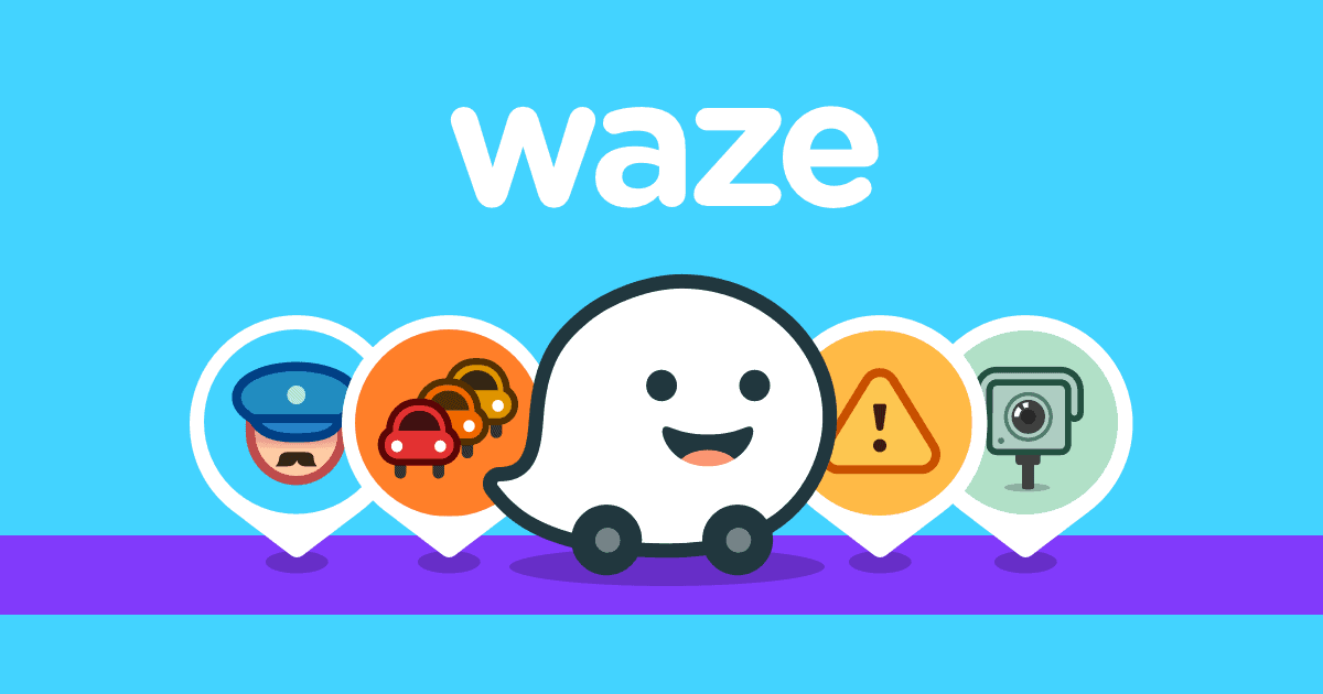what is waze