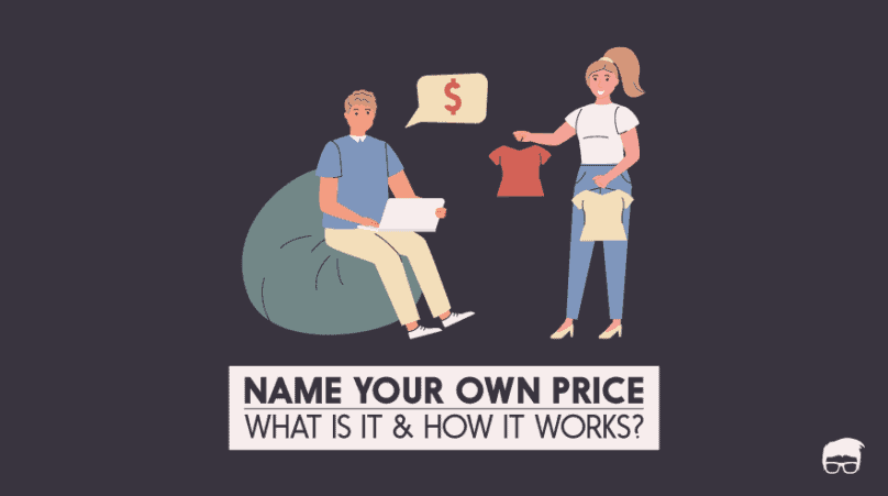 WHAT IS IT & HOW IT WORKS?NAME YOUR OWN PRICE