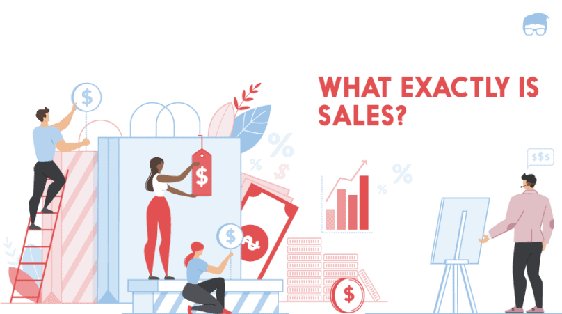 what is sales