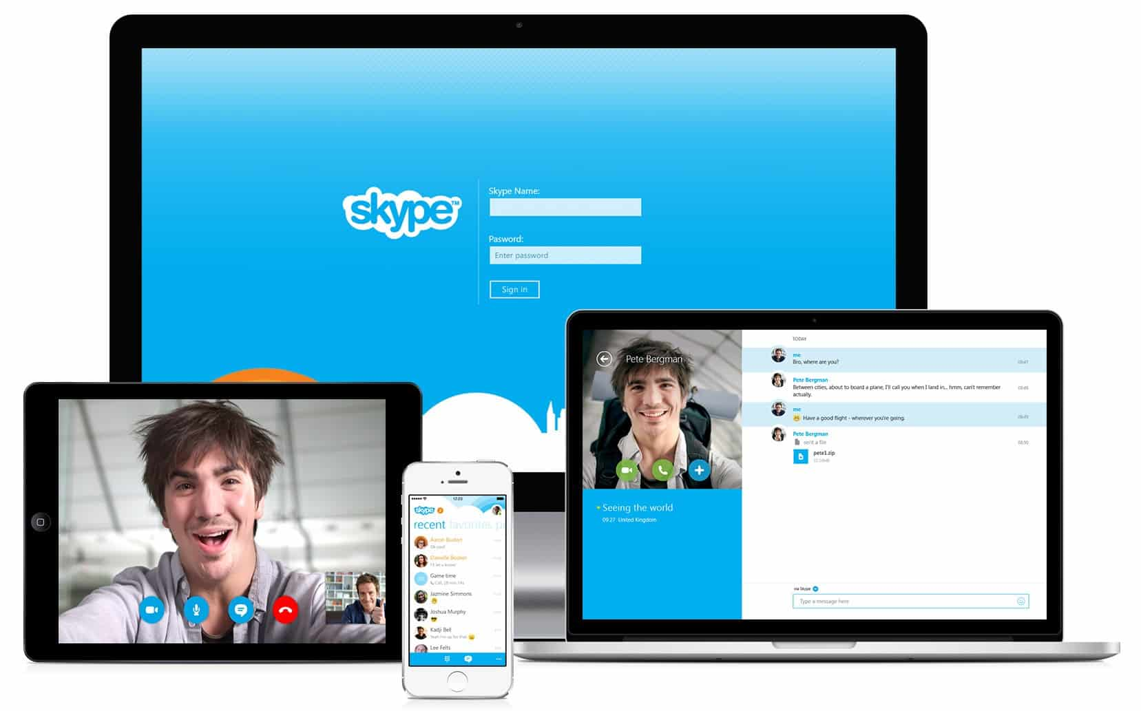 skype platform