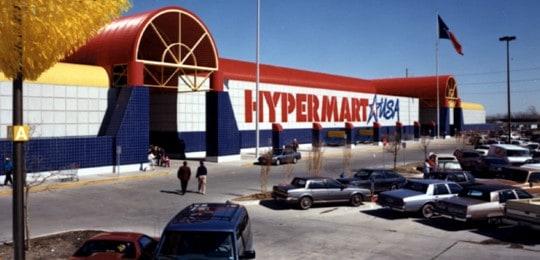 walmart hypermart usa