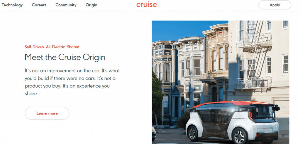 cruise automobile