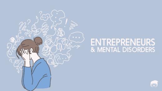 entrepreneur mental disorder