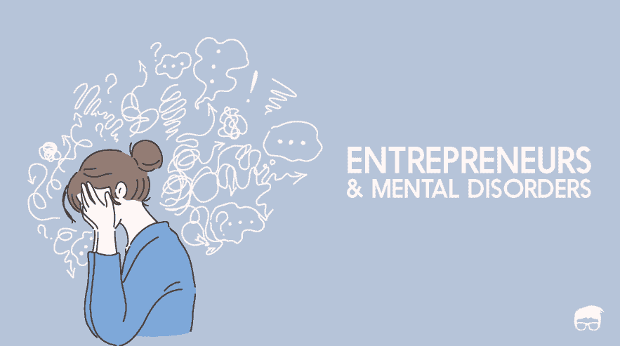entrepreneur mental disorder