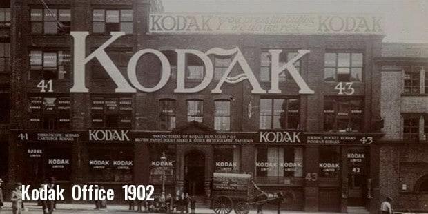 kodak office