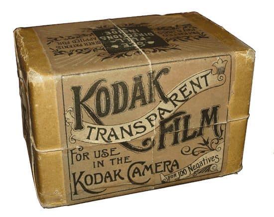 old kodak film roll