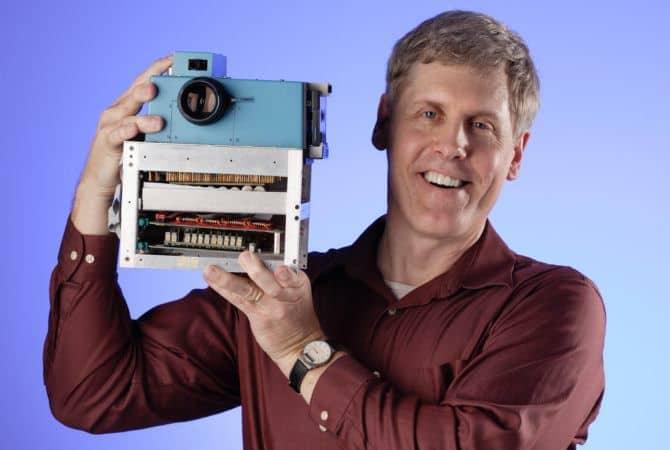 first digital camera steve sasson