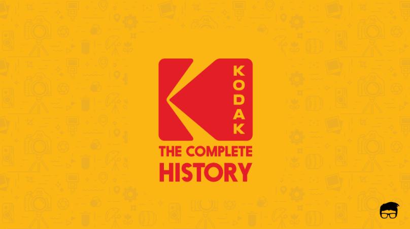 HISTORY OF KODAK