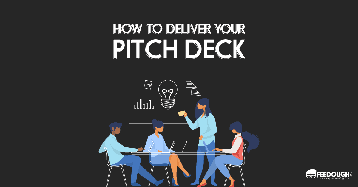 pitch deck delivery