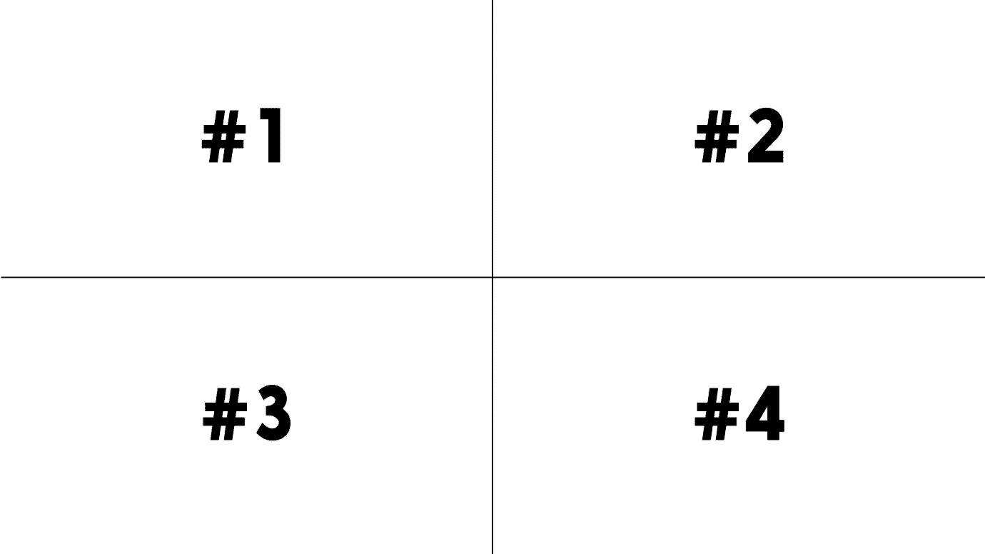 quadrants slide