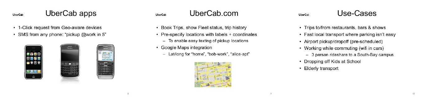 uber offering
